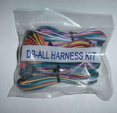Directed DEI Xpresskit DBALL2 DB3 ALL Wire Harness Plug Kit Pack D2D Cord Cable