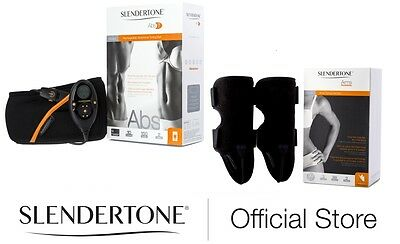 Slendertone Abs7 Abs Belt & Tricep Muscle Arm Toner Rrp £190 Save 33%