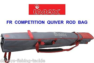 79c8ae98e1e Imax Fr Competition Quiver Rod Bag Sea Fishing Spinning Beachcaster Rod  Holdall