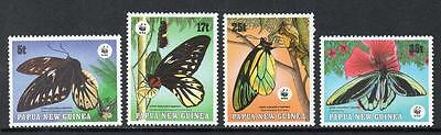 Papua New Guinea MNH 1988 Endangered Species