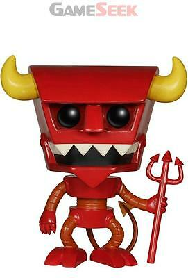 Pop Vinyl Futurama Robot Devil - Figures Gaming Brand New Free Delivery