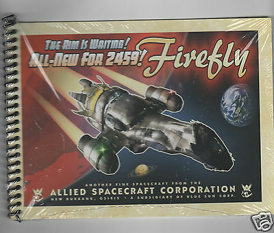 FIREFLY SERENITY Loot Crate #5 SEALED  maquette flight manual 3XXXL tee