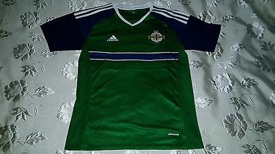 Northern Ireland Football Shirt Home Adult Brand New With Tags Fast Delivery