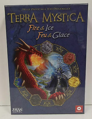 Terra Mystica, Fire & Ice Expansion