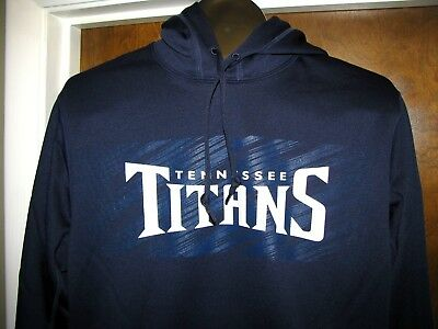 19afeac3b NWT Men s Nike Therma Fit Tennessee Titans NFL Hoodie Sweatshirt  75 SMALL