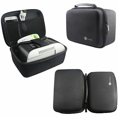 Storage case bag for Samsung Gear VR Virtual Reality Headset Gamepad Controller