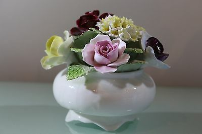 Royal Doulton Porcelain Flowers Posy Vintage Floral Bouquet FABULOUS Flowers!!!!