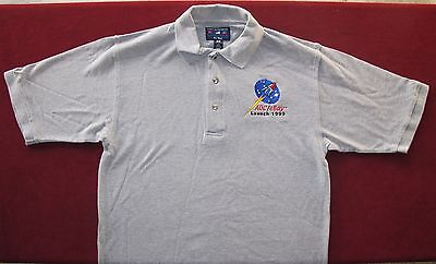New EBAY Logo size Medium EBAYANA Polo shirt by Port Authority Ebay / AOL launch