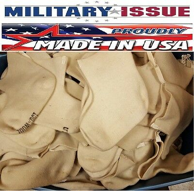 Military Extreme Cold Weather N-1B 100% Wool Mukluk Boot Liners SM 11L 4.5W 9.5H