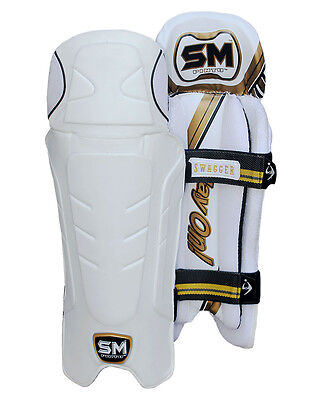 SM SWAGGER PLUS (NEW INTODUCTION) (Wicketkeeping Legguards)