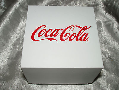 Coca Cola Watch - Authentic Japan - Coke - Nib