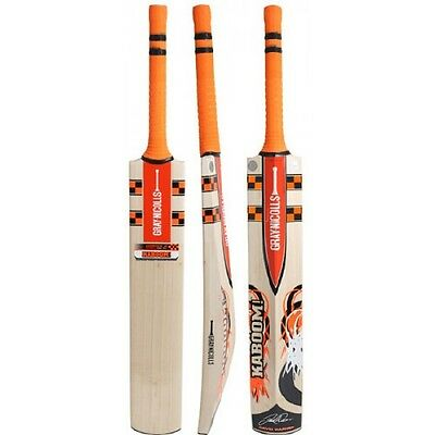 GN KABOOM WARNER 31 Ready Play Senior English Willow Bat - FREE EXPRESS DELIVERY