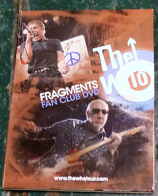 The Who Fragments Fan Club DVD