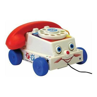 Fisher Price Classics Chatter Telephone
