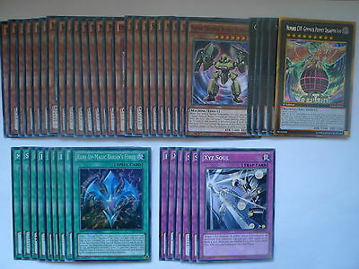 Gimmick Puppet Disaster Leo Deck * Ready To Play * Yu-gi-oh