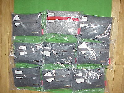 Full Set 9 DIFFERENT American Airline HERITAGE Amenity Kits SEALED/TWA/AA/AirCal