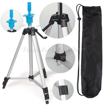 Adjustable 55 *Tripod Stand Salon Hair Cosmetology Mannequin Training Head Hold