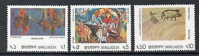 Bangladesh MNH 1986 Bangladesh Paintings