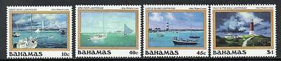 Bahamas MNH 1987 Lighthouses