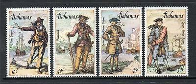 Bahamas MNH 1987 Pirates and Privateers of the Caribbean