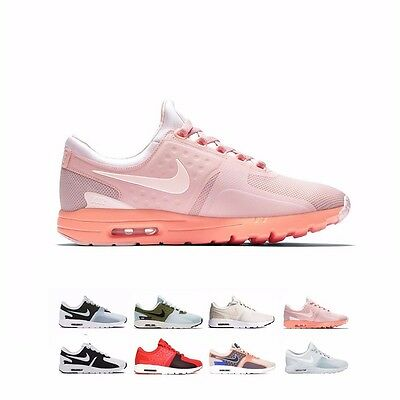 857661 Nike Air Max Zero Essesntial QS BR Women's Running Shoes 903892