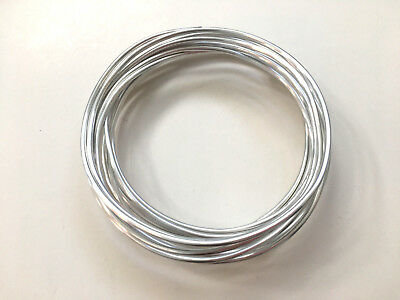 ALUMINUM MICROBORE LUBRICATION OIL PIPE TUBING COIL Ф6MM OD 10 FEET Showa