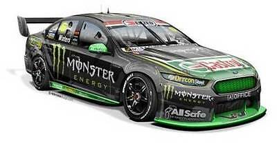 1:18 Cameron Waters FG Ford Falcon 2016 Clipsal Monster Energy Apex AD81419
