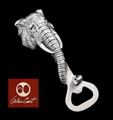 New In Box Authentic Arthur Court Designs Elephant Bottle Opener Free Shipping