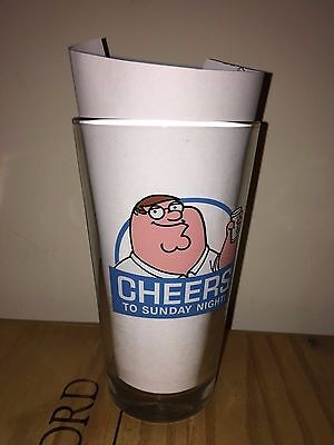 Family Guy Peter Griffen Griffin Pint Glass