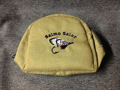 Small Salmo Salar Fishing Gear Transport Bag Fly Fishing Gear.