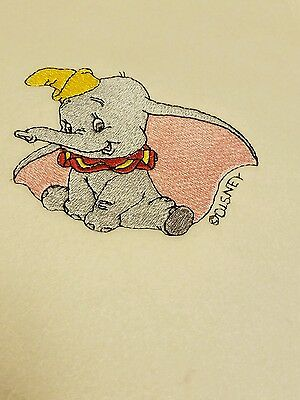 Baby Personalized Burp Cloth Dumbo
