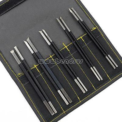 10pcs Carving Woodworkers Tool Knife Chisel Set Professional Sculpture DIY
