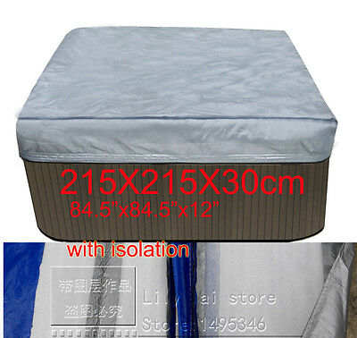 """spa cover bag with isolation inside, size215x215x300 mm 84.6"""" x 84.6"""". x 12 in)"""