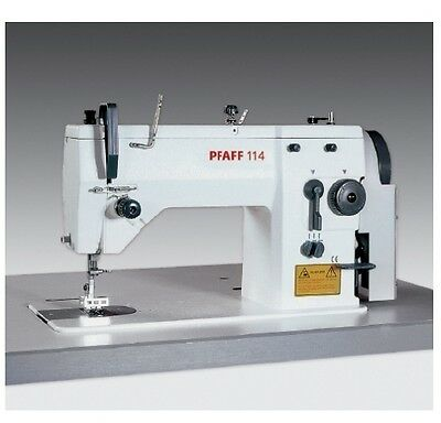 Pfaff 114 Instruction manual in English PDF-file