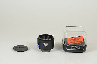 Rodagon Rodenstock 50mm. F. 2.8 per ingranditore
