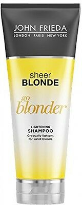 John Frieda Sheer Blonde Go Blonder Shampoo 250ml