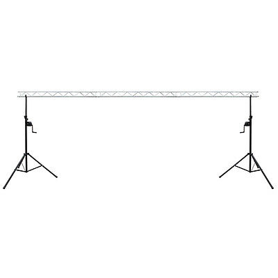 Equinox 6m Wind Up Truss System Lighting Stand Rig Gantry TRUS06 DJ Disco