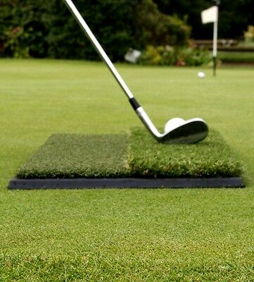 630mm x 330mm MULTI SURFACE CHIPPING AND PRACTICE MAT