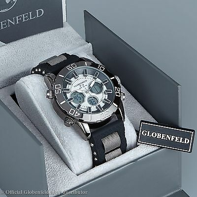 Brand New Anthony James Challenger Watch With Box & Lifetime Warranty- Srp £435