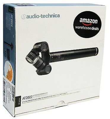Audio-Technica AT2022 X/Y stereo microphone AC785
