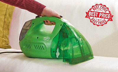 Maxi Vac Portable Handheld Carpet Floor & Upholstery Washer Cleaner 500W - NEW!