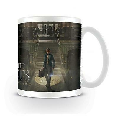 Official Licensed Product Fantastic Beasts Mug Cup Tea Coffee Fan Fun Gift New