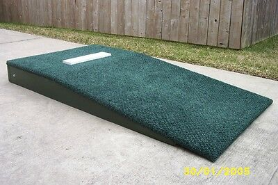 Build it Yourself Pitching Mound Kit.  *10 in. high version for Sr. Lg/HS ball