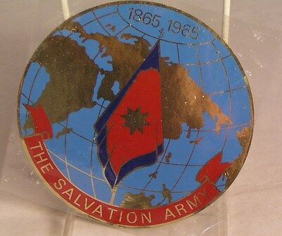 Salvation Army - SALVATION ARMT WORLD-WIDE DECAL