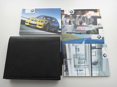 BMW M3 E46 COUPE Owners Manual/Handbook Pack & Wallet 2001-2006