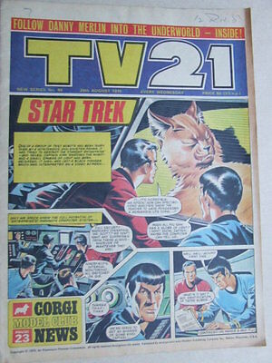 TV21. No 49.  New series.  1970.