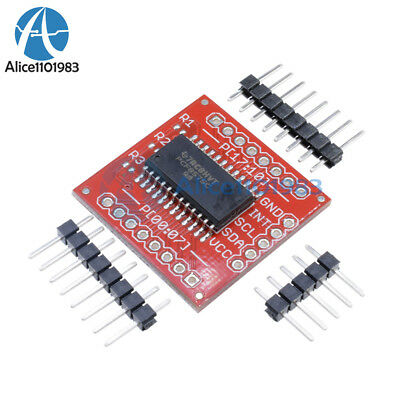 PCF8575 IIC I2C I/O Extension Shield Module 16 bit SMBus I/O ports For Arduino
