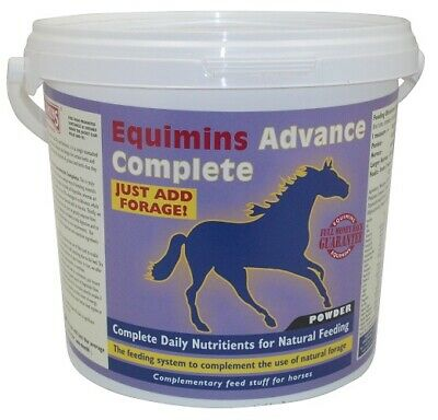Equimins Advance Concentrate Complete Powder HORSE source of bio-available miner