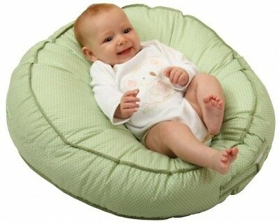 Baby Infant Seat Lounger Cushion Support Pillow Cradle Nest Adjustment Gift New