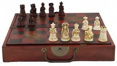 NEW Collectible Chinese Antique Style Chess Game Set asian home decor decoration